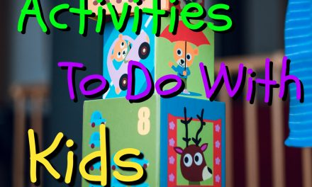 Fun Activities to do with Kids at Home